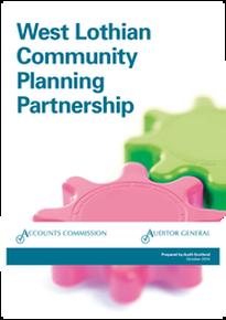 West Lothian CCP booklet cover